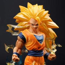 Dragon Ball Goku PVC Action Figure