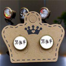 Black Butler Earrings (6 types)