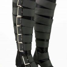 Black Butler Undertaker Cosplay Boots