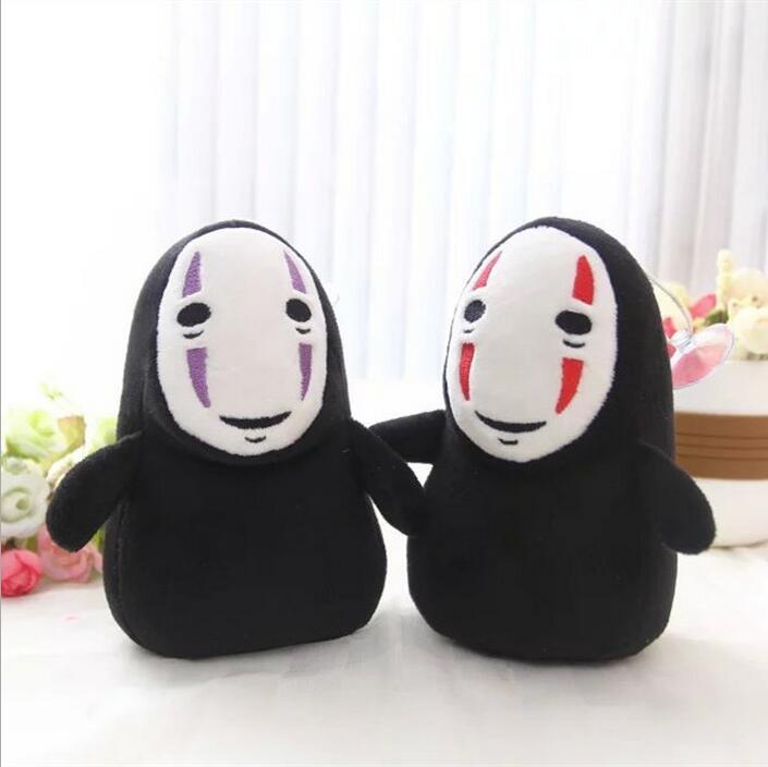 Spirited Away Faceless Plush Toy