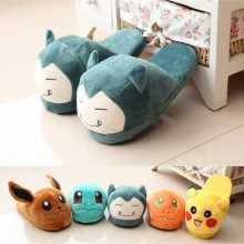 Pokemon Slipper Shoes (5 types)