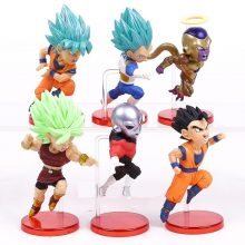 Dragon Ball Saiyan Figures 6 Pcs/set