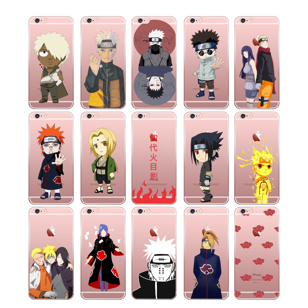 Naruto Printed Case for Huawei