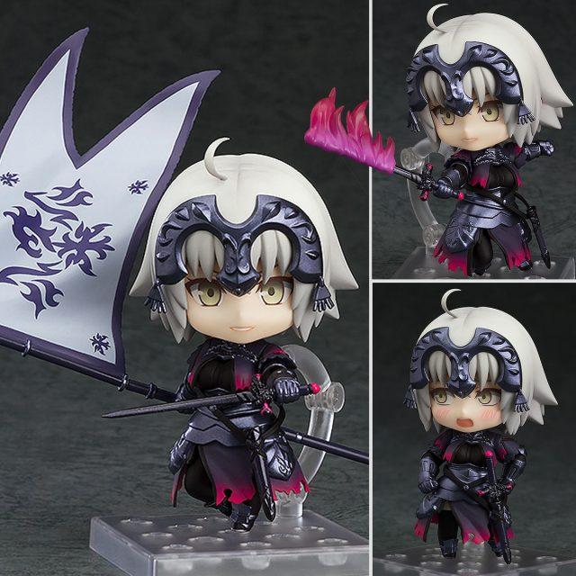 Fate/Grand Order Chibi Alter Jeanne d'Arc Figure