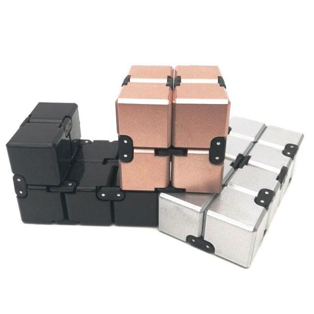 Creative Anti-Stress Infinity Cube Toy (10 types)