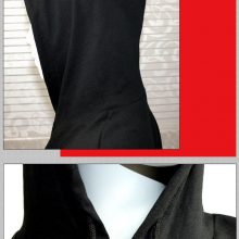 Overlord Casual Hooded T-shirt