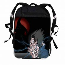 Naruto Sasuke 3D Print Backpack