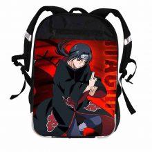 Naruto Shippuden Akatsuki Itachi Print Backpack