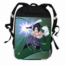 NarutoShippuden Sasuke 3D Print Backpack