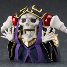 Overlord Ainz Ooal Gown Nendoroid Action Figure