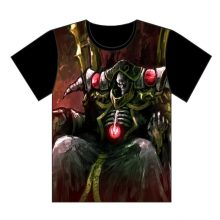 Overlord Ainz Ooal Gown Cool Print T-Shirt