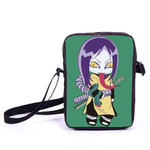Naruto Orochimaru Print Messenger Bag