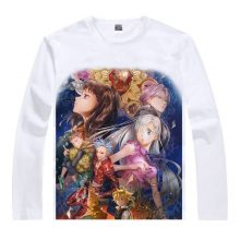 The Seven Deadly Sins Characters Long Sleeve T-Shirt