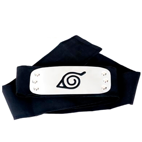Naruto Ninja Cosplay Headband (20 types available)