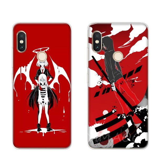 Angels of Death Rachel Gardner and Zack Phone Case for Xiaomi