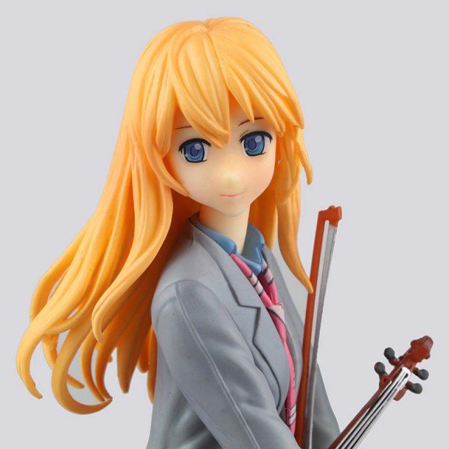 Your Lie In April Kaori Miyazono PVC Action Figure