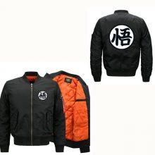 Dragon Ball Print Bomber Jacket (12 styles available)