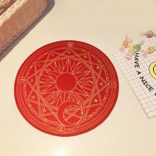 Cardcaptor Sakura Round Mousepad (2 Types)
