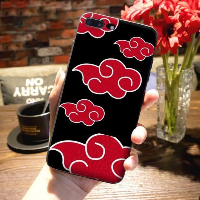 Akatsuki Naruto iPhone Case