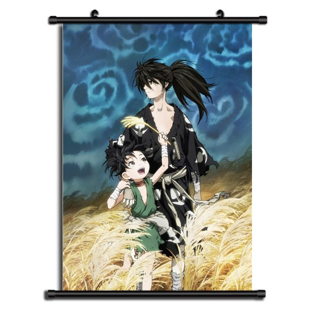 Dororo and Hyakkimaru Wall Poster