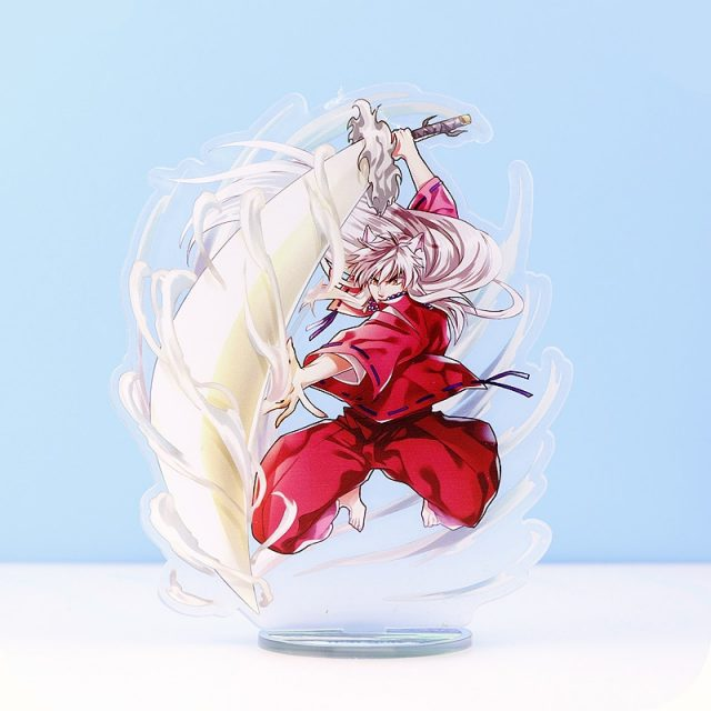 Inuyasha Acrylic Collectible Figure