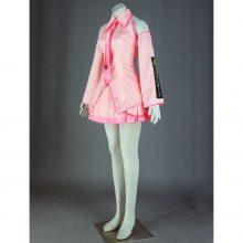 Vocaloids Sakura Miku Cosplay Costume