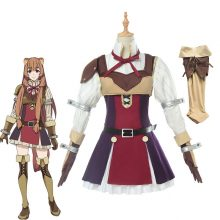The Rising of the Shield Hero Raphtalia Cosplay Costume