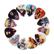 Naruto Guitar Picks 10 pcs/lot