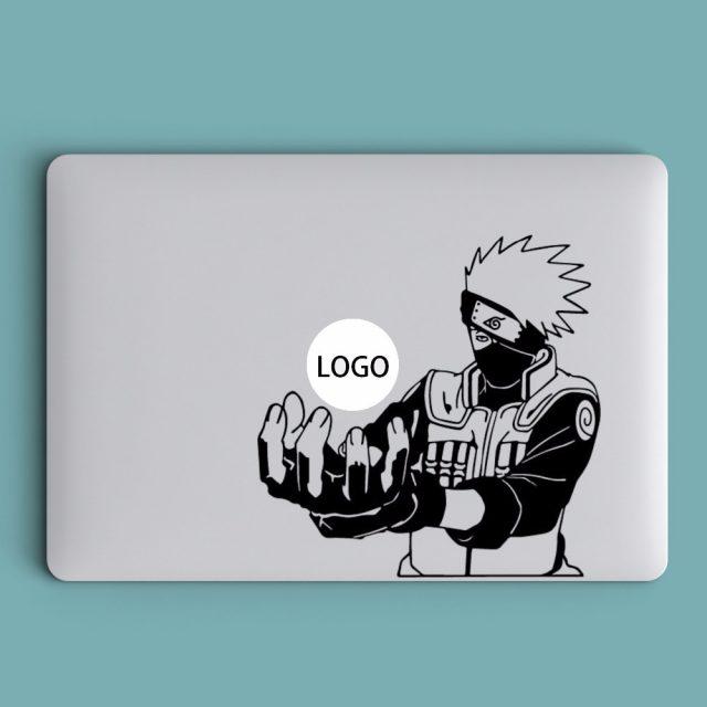 Naruto Hatake Kakashi Laptop Sticker For MacBook