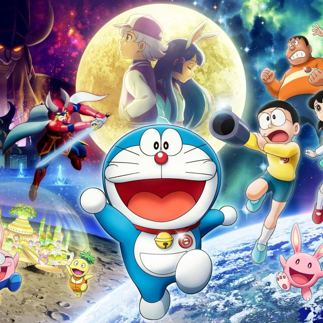 39th Doraemon Film's South Korean Premiere Delayed Indefinitely