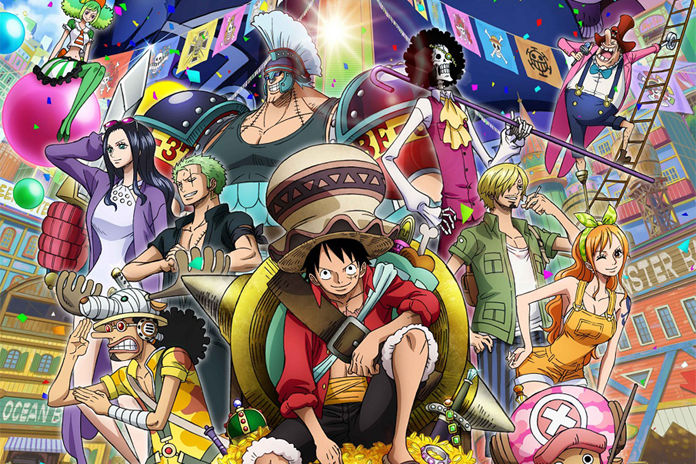 One Piece Stampede Film Listed With September 20 Opening in the Philippines