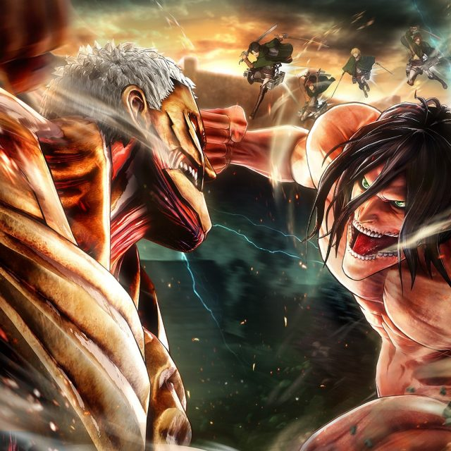 Attack on Titan 2: Final Battle Game Gets Stadia Release